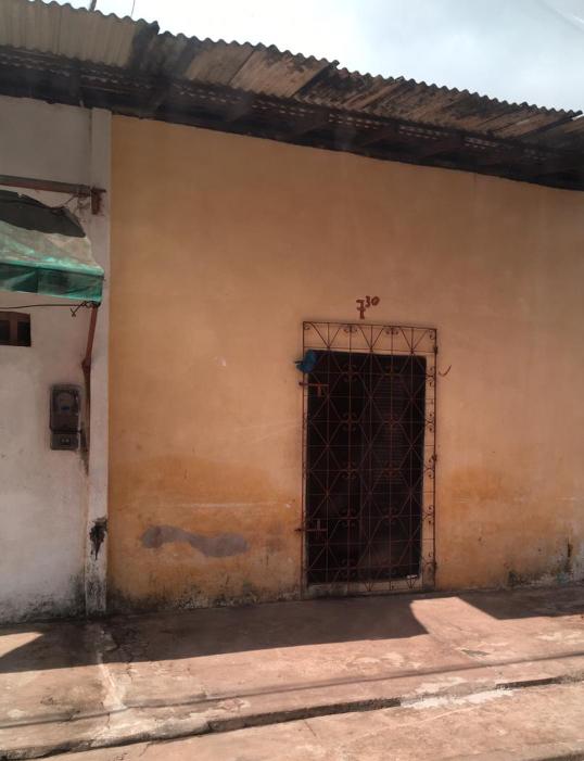 De acordo com dados da Receita Federal, nesta casa deveria funcionar a El Shaday Segurança