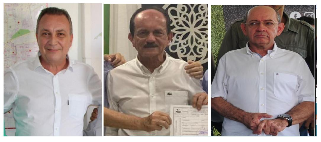 Julinho é a aposta de Luis Fernando para alavancar a pré-campanha de Eudes Sampaio