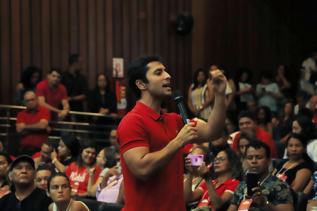 Duarte não mediu palavras para criticar gestão do prefeito pedetista